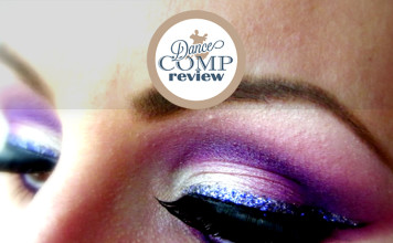 Purple-&-White-Ballroom-Dance-MakeUp-Tutorial