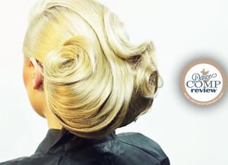'Hollywood'-Style-Lady's-Hair-Tutorial
