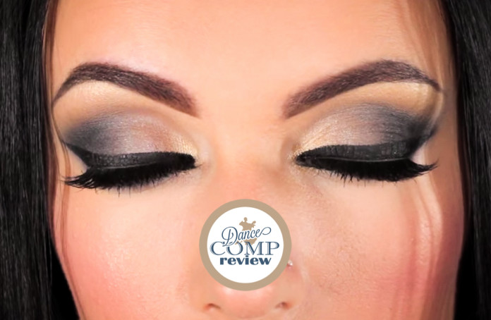 Smouldering Smokey Eyes Makeup Tutorial Dance Comp Review