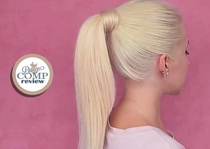 High Ponytail W Clip In Extensions Hairstyle Tutorial