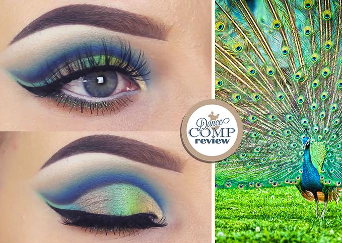 Pea Colors Makeup Tutorial